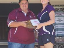Highest Individual Score - Vanessa Lane