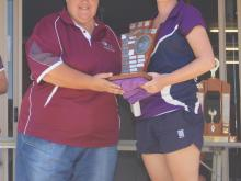 2016 Player of the Titles - Vanessa Lane