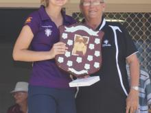 Umpire's Sportsmaship Award - Tahlia Wilson
