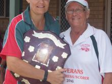 Umpire's Sportmanship Award - Heather Brooker