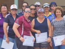 2016 Veterans Qld Honorary Team
