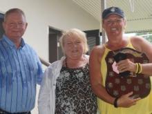 Umpires Veteran Sportsmanship Award - Susan Parker